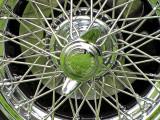 roue grillagée