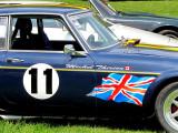 la voiture 11 de Michel Thirion