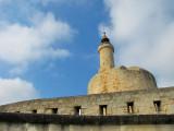 sommet de la tour de Constance