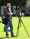 Photographe+trépied+soleil=...