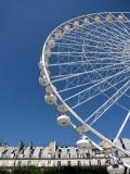 la grande roue blanche