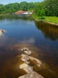 rivière Sault-aux-Moutons