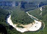 Boucle de l'Ardèche