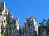 Pointe des calanques