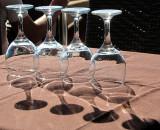 4 verres et leur ombre