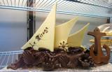 le bateau dessert du Mirage, Pointe-au-Pic