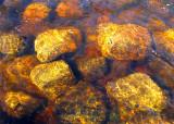 L'eau couleur d'automne