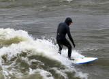 Surfer du Saint-Laurent