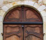 La porte de château, Laverdens