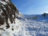 champ de glace