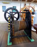 Treuil et grande roue