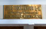 Joh C Tecklenborg