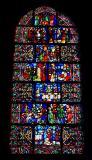 vitrail complet de Saint-Rémi