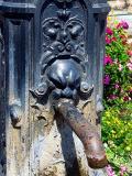 la fontaine dragon