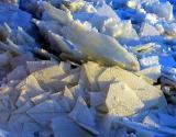 empilement de glace
