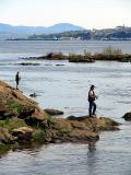 les pêcheurs de la rivière Etchemin