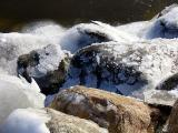 le quai glacé