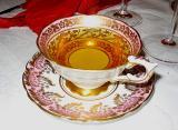 la tasse de thé de la maitresse de maison