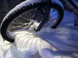 la roue de vélo