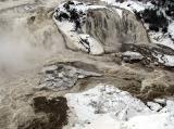 la crue de la rivière Chaudière  le 15 janvier 2006