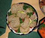 Sandwichs au brie