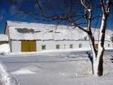 la grange aux portes jaunes