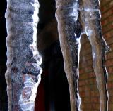 les jambes de glace