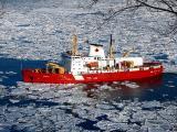 le brise glace Amundsen