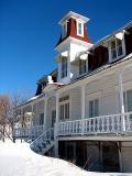 Maison de Village-des-Aulnaies