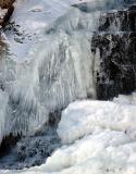 Chute de la rivière Beauport