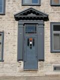 La porte de la rue St-Angèle