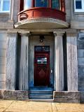 La porte de la rue St-Denis