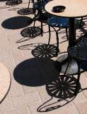 Terrasse et ombres