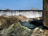 chute de barrage à Montmagny