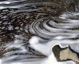 les vagues de mousse