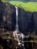 Haute Savoie, une des cascades du Fer à cheval