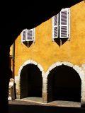 Annecy, la maison jaune
