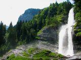 Haute Savoie, La cascade du Rouget