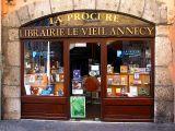 la librairie du vieil Annecy