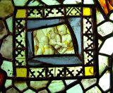 Beaune, extrait de vitrail