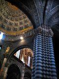 Sienne , dans la cathédrale
