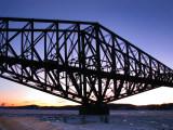 pilier de pont cantilever