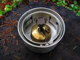 SIGG TOURIST and SVEA 123 stove