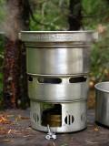 SIGG TOURIST 1.5 Quart Pot Boiling