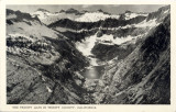 1940s Trinity Alps Post Card - Sapphire Lake