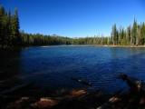 North Heavenly Twin lake