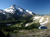 The Mt Jefferson Wilderness