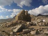 The John MuirShelter  on Muir Pass at 11,955 feet