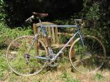1977 Mondia Super Special, my college bike