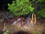 Old haycutter at Abbott Ranch